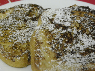 Back to School French Toast