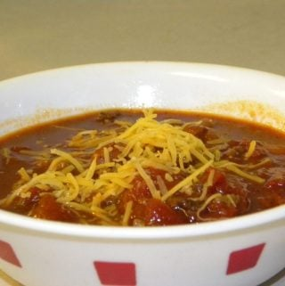 Weekly Meal Deal: Quick Chili
