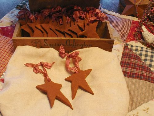 Homemade Christmas Ornaments Dough Cinnamon : Christmas craft cinnamon applesauce ornaments a few