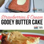 Strawberries-&-Cream-Gooey-Butter-Cake