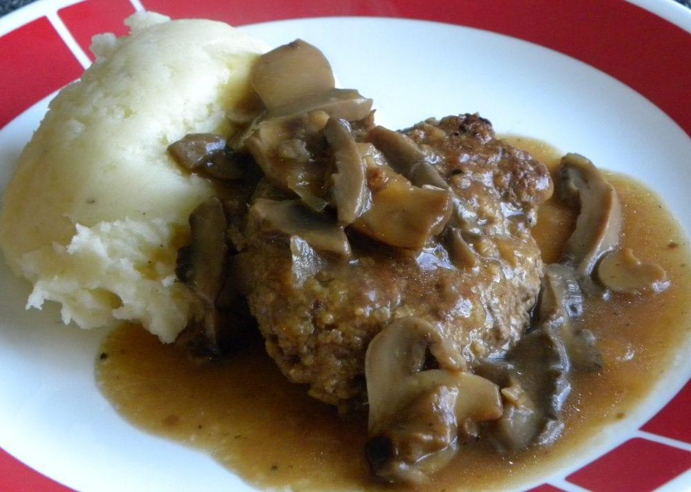 Weekly Meal Deal: Salisbury Steak