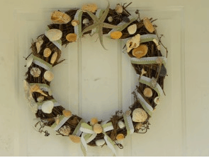 Summer Craft: Beach Wreath