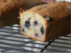 Blueberry Banana Bread (GFCF)