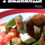 Chicken-Panzanella
