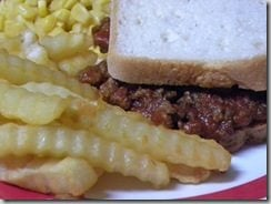 Weekly Meal Deal: Sloppy Joes from Scratch
