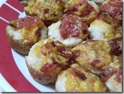 Bacon & Cheese Bites