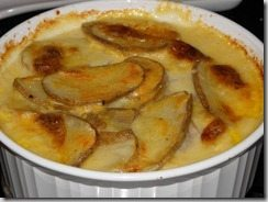 Crockpot Au Gratin Potatoes