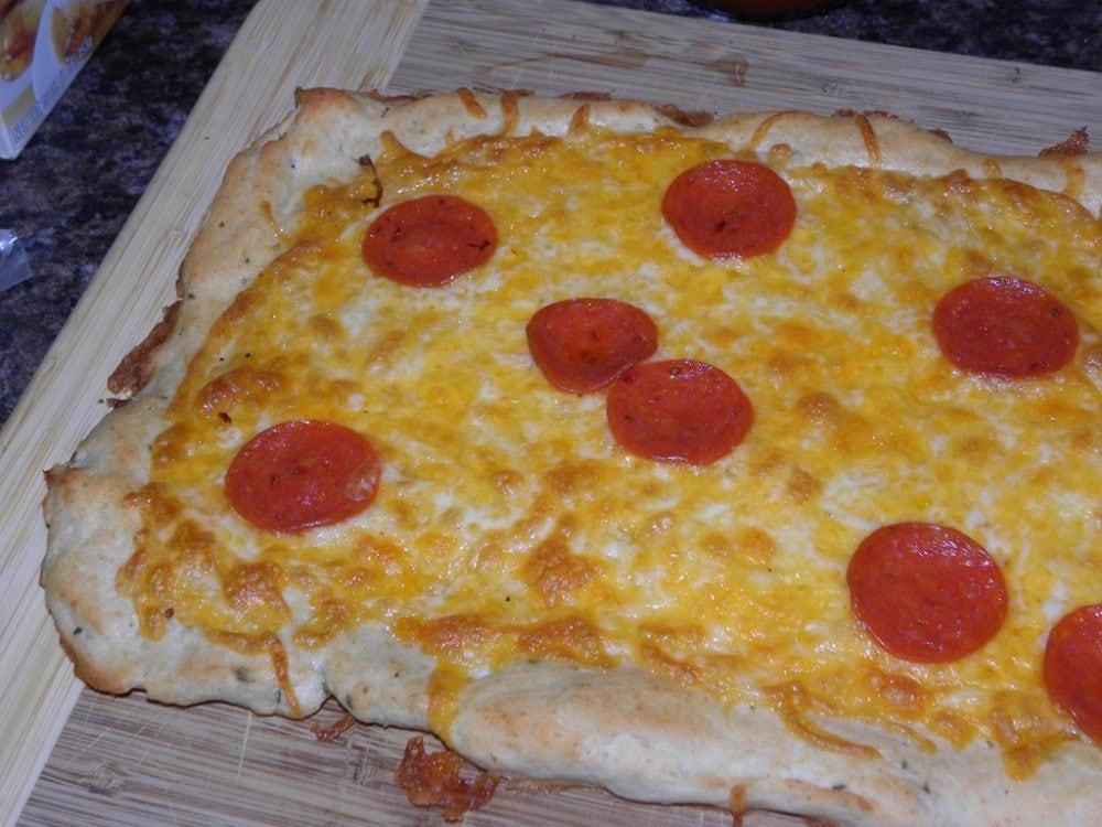 Best Ever Gluten Free Pizza Crust Recipe