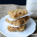 Baked Peanut Butter Oatmeal-1-2