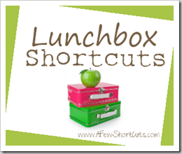 lunchbox shortcuts