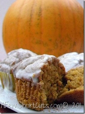 Moist, tender, and full of fall flavor. This Pumpkin Cupcake recipe is just perfect in every way!