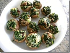 stuffed mushrooms 009
