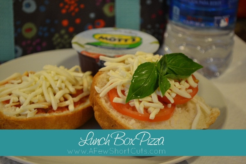 Lunch Box Pizza