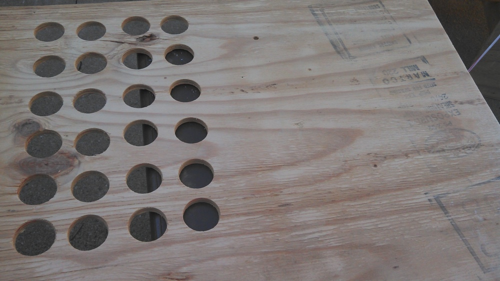 how to make your own k cup organizer a few shortcuts. Black Bedroom Furniture Sets. Home Design Ideas