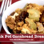 crockpot cornbread dressing