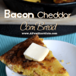 Bacon Cheddar Corn Bread 3