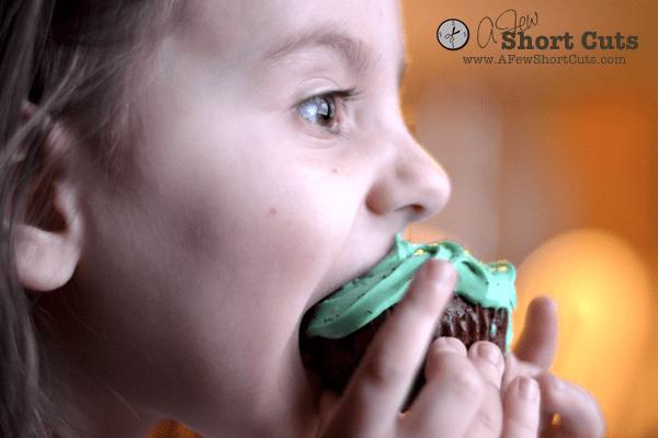 Mint Chocolate Brownie Kid