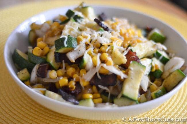 Corn and Zucchini Medley-7