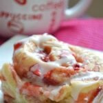 Strawberry Cinnamon Rolls-18