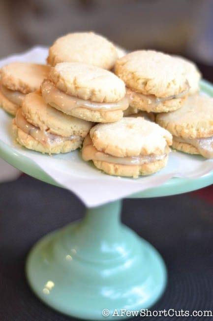 Dulce De Leche Cookies-13