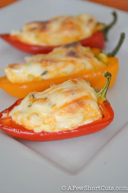 http://afewshortcuts.com/fiesta-stuffed-mini-peppers/