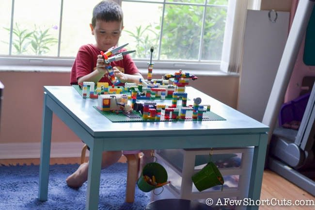 How to Make a Lego Table-1-2
