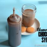 Homemade Chocolate Syrup