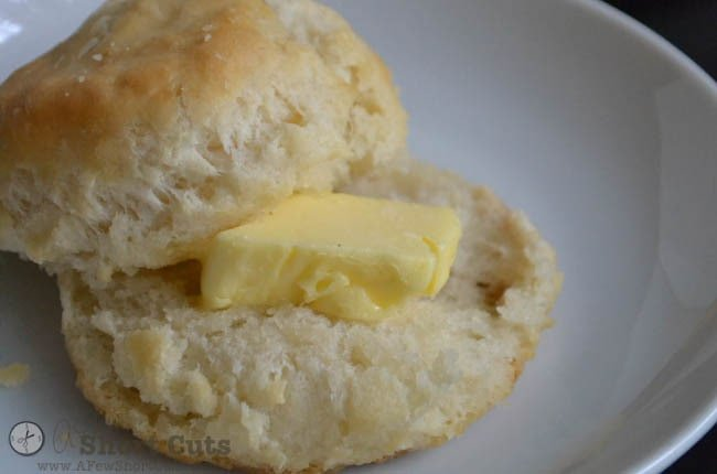 Homemade Freezer Biscuits-1-3