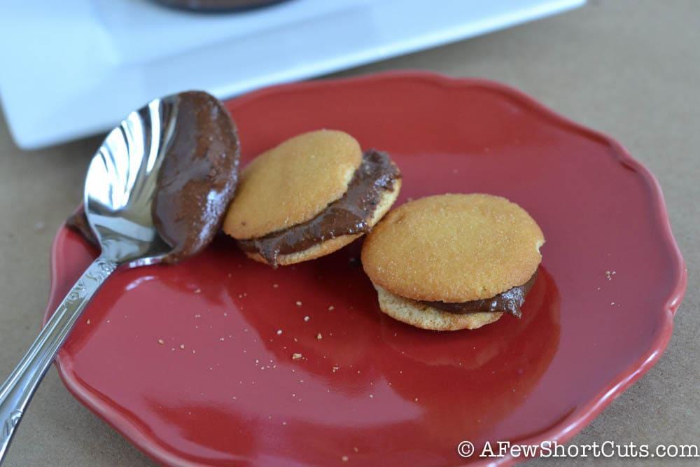 Homemade Nutella-1-3