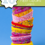 10 Creative uses for paper cupcake liners