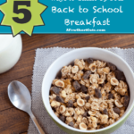 5 ways to shake up your back to school breakfast