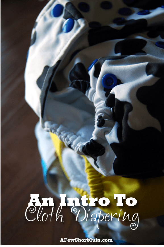 An Intro to Cloth Diapering