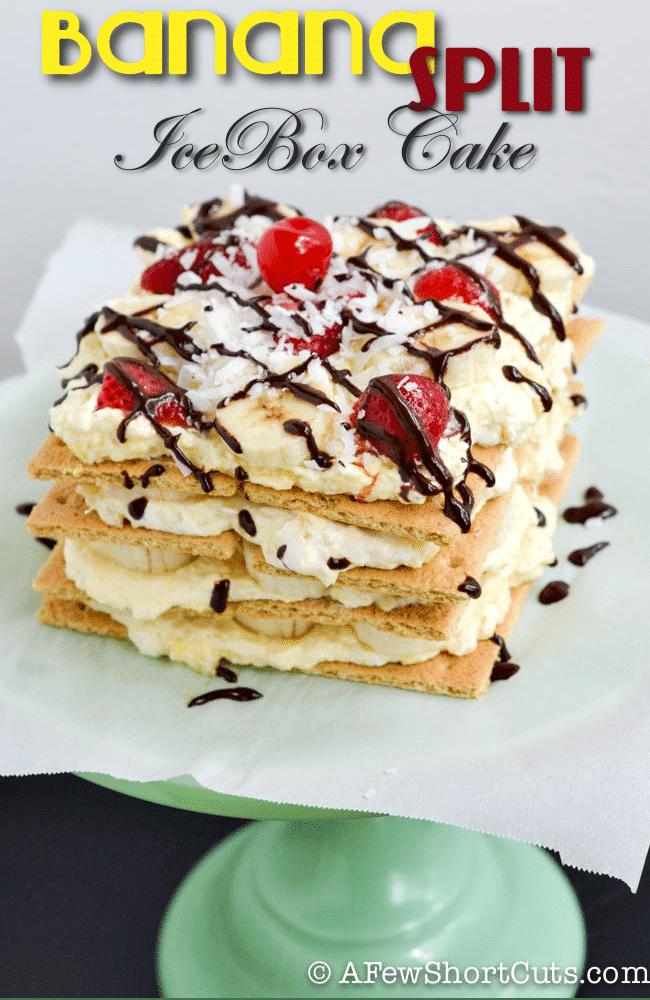 Banana-Split-Ice-Box-Cake-Recipe