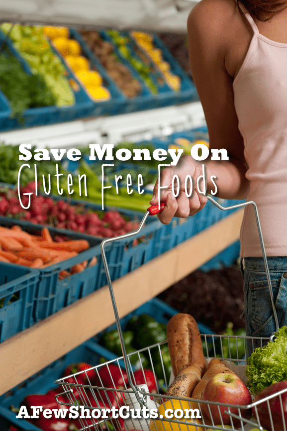 Eating right isn't always affordable! Learn these tricks to Save Money On Gluten Free Foods to keep your budget in check.