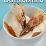 Simple-Dessert-Quesadilla
