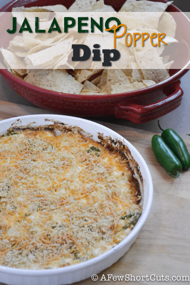 to make this Jalapeno Popper Dip! It tastes just like Jalapeno Poppers ...
