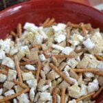 pumpkin pie chex mix-1-4