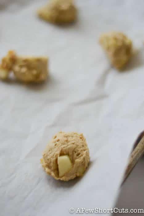 Apple Cinnamon Cookies-2