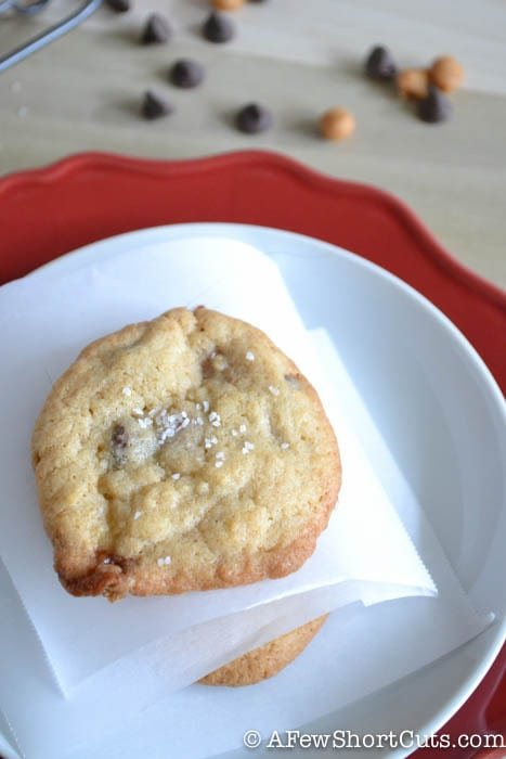 Salted Caramel Mocha Cookies-9