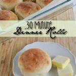 30-Minute-Dinner-Rolls