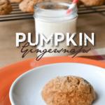 Pumpkin-Gingersnaps