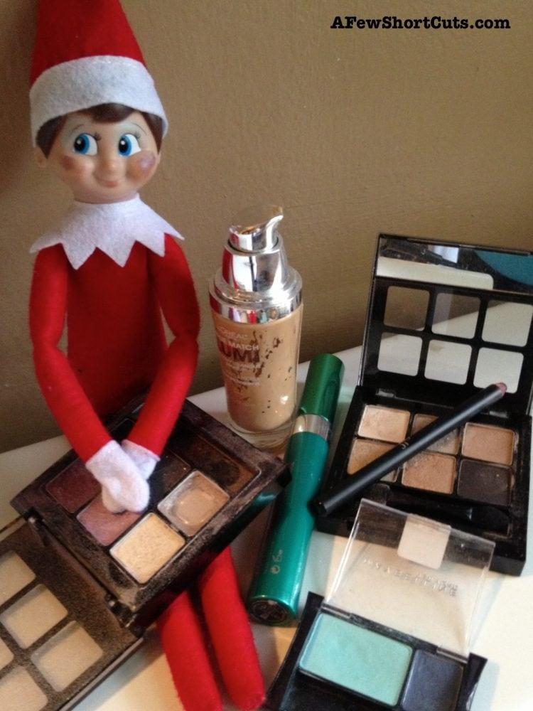 Elf on the Shelf: All Made Up - A Few Shortcuts