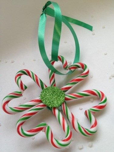 Get crafty with your family and make these Peppermint Candy Christmas Ornaments. This super easy DIY will be perfect this holiday season