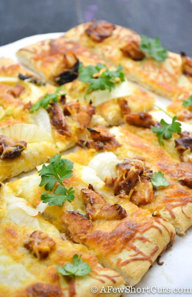BBQ Chicken PIzza Sticks-1-2