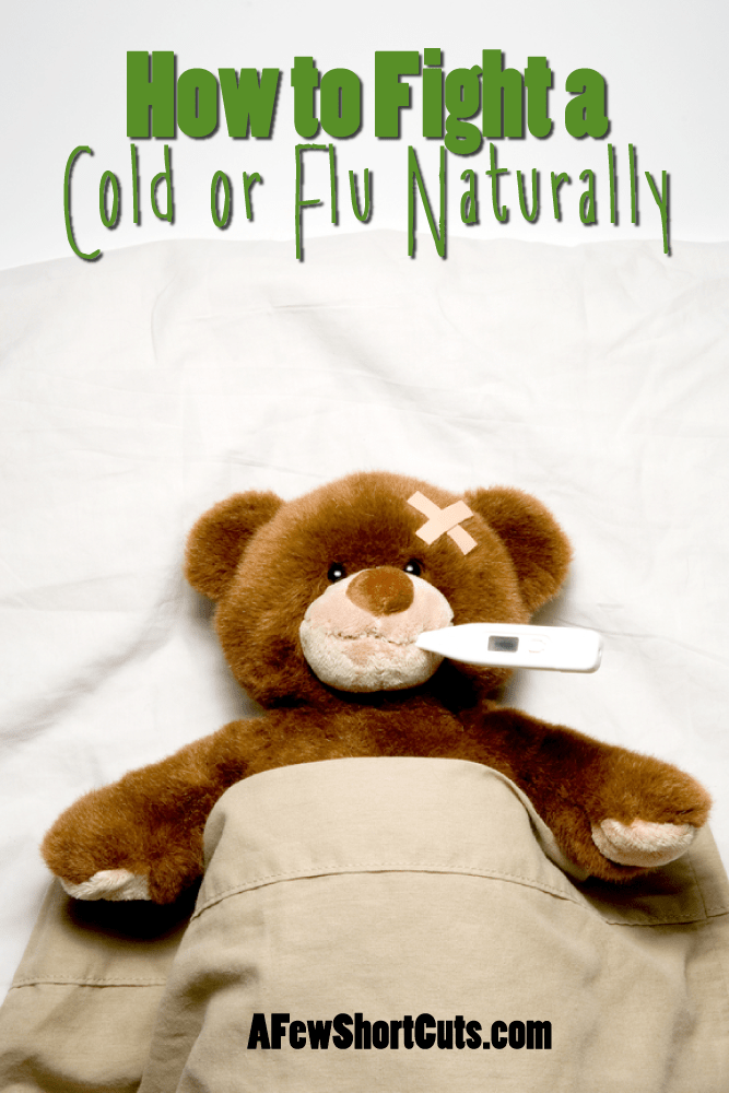 How to Fight a Cold or Flu Naturally