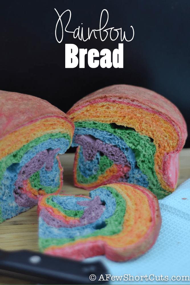 Rainbow-Bread