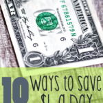 10-Ways-to-Save-$1-a-Day