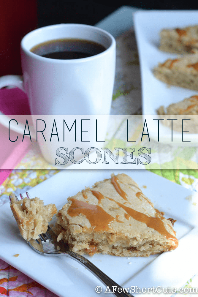 Caramel-Late-Scones