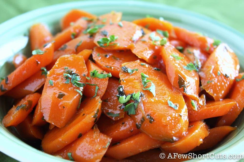 Lemon Glazed Carrots-3