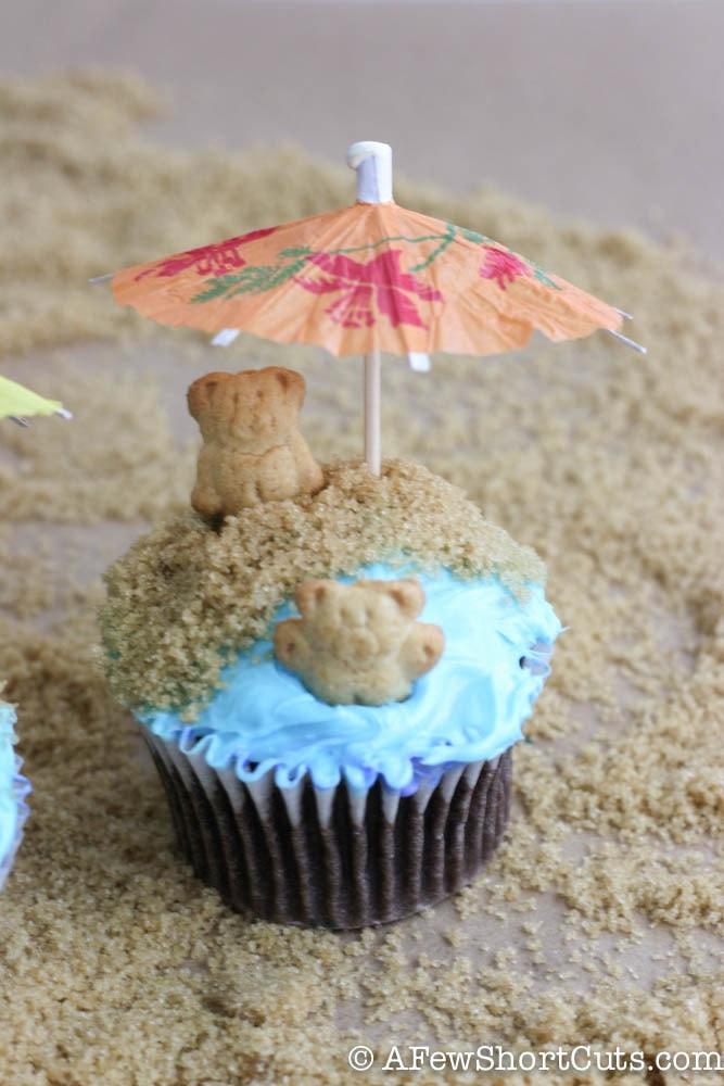 Beach Bum Cupcakes-5